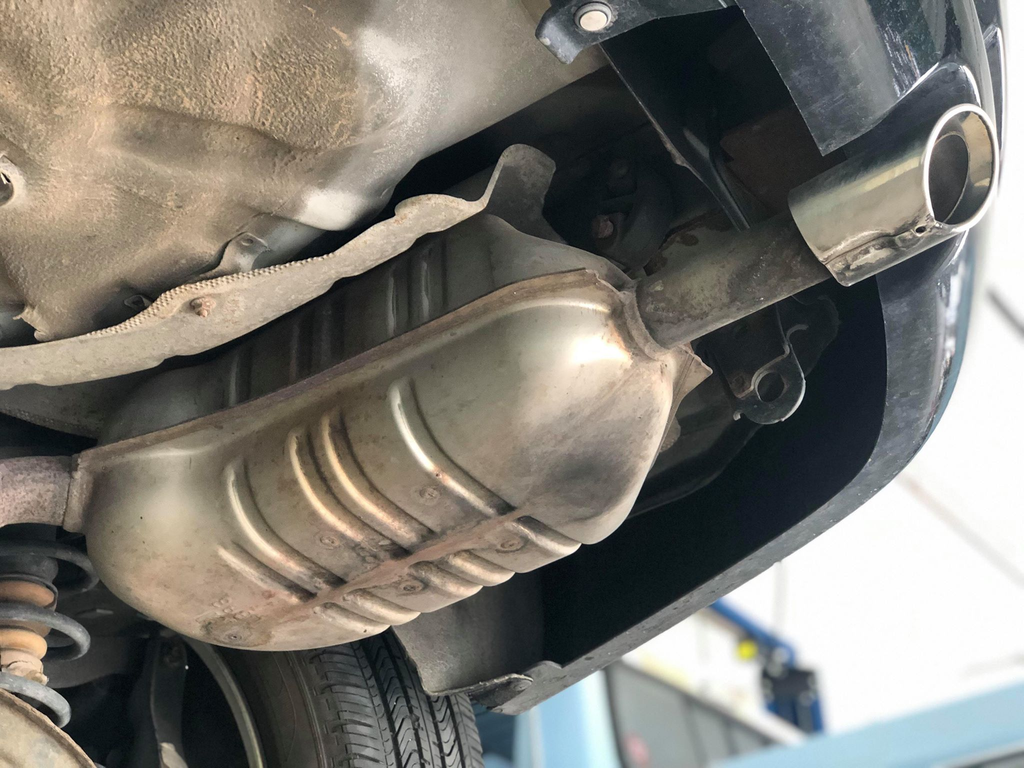 Exhaust pipes Emissions Mesa AZ